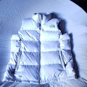 The North Face 700 Goose down puffer Vest Unisex